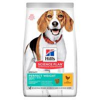 604297 SP Dog Perfect Weight Medium Chicken 12kg – за идеално тегло суха храна за кучета
