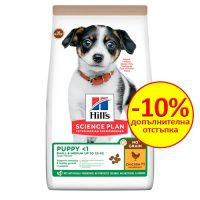 605372SP Dog Puppy NO GRAIN Chick 12KG – без зърнени култури , пилешко суха храна за подрастващи кученца