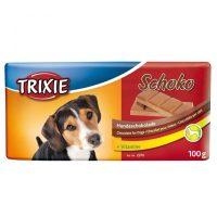 Trixie Schoko Dog Chocolate – натурален шоколад.100гр.