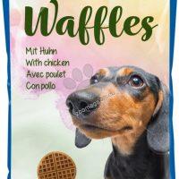 Допълваща храна за кучета – Гофрети с вкус на пилешко месо.100 гр.