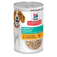 604226 Консерва SP CAN Dog Perfect Weight Chicken&Vg 363g
