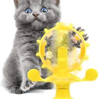 Интерактивна играчка-хранилка за кучета от малки породи или котки