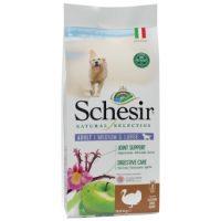 ШЗНС Natural Selection суха куче адълт медиум пуйка 2.24 кг SCHESIR