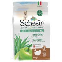 SCHESIR Natural Selection За израснали кучета от дребни и ТОЙ породи с пуешко месо 4.5 кг
