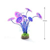 Растение декорация за аквариум 10 сm