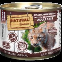 NATURAL Greatness VET Gastrointestinal – консерва за коте, за балансирано храносмилане, 200 гр.