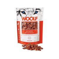 Woolf Salmon Chunkies – Малки кубчета сьомга 100 гр