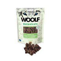 Woolf Botanicals Агнешки ивици с шипки и червени боровинки 80гр