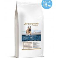 Ultra Premium Direct Puppy mini&medium breeds – суха храна за подрастващи кученца от дребни и средни породи, с ниско съдържание на зърно, 45% месо и месни съставки, 15 кг