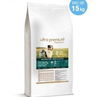 Ultra Premium Direct Puppy growth all breeds – суха храна за подрастващи кученца от всички породи, без зърно, 65% месо и месни съставки, 15 кг