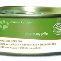 Applaws Tuna with Seaweed in Jelly – Месни хапки с риба тон и водорасли в желе 156 гр