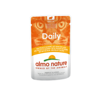 Almo Nature Daily With Chicken And Salmon – С пиле и сьомга 70 гр