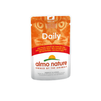 Almo Nature Daily With Chicken And Beef- С пиле и говеждо 70 гр