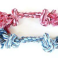 въже 20 см за кучета от дребни или средни породи