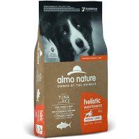 Almo Nature Holistic Maintenance Dog with Tuna and rice  За израстнали кучета от средни и едри породи – Риба тон и ориз – 12 кг