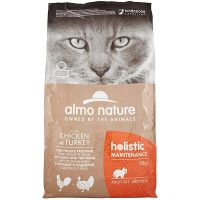 Almo Nature Holistic Maintenance Maintenance with Chicken and Turkey – Пиле и пуйка 12 kg