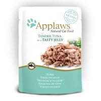 Applaws Tuna Wholemeat in Jelly – риба тон в желе 70г