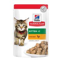 ПАУЧ POUCH Cat Kitten Chicken 12x85g пауч пиле
