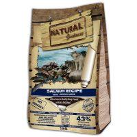 NATURAL Greatness Salmon Recipe Sensitive Adult Medium & Large – Рецепта Сьомга, за израстнали кучета от средни и големи породи 18 кг