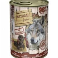NATURAL Greatness Turkey Monoproteinic Recipe -Консерва за куче Монопротеин Пуйка (за чувствителни) 0,4 кг