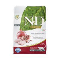 N&D PRIME CAT CHICKEN&POMEGR ADULT 1,5 кг