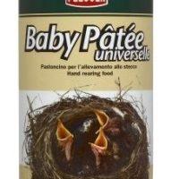 BABY PATEE  – пълноценна храна за новородени зърноядни птици 100 гр