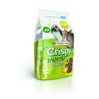 Crispy Muesli 2.75 KG- Rabbits /CUNI CRISPY -пълноценна храна за декоративни зайци
