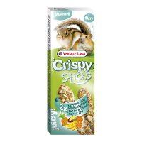 2БР. Sticks Hamsters-Squirrels Exotic Fruit 2 pieces 110G -стик за хамстери и катерици с екзотични плодове 2х110г.