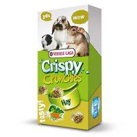Crispy Crunchies Hay 75G -хрупкави хапки със сено и зеленчуци за зайци ,морски свинчета ,чинчили и др.