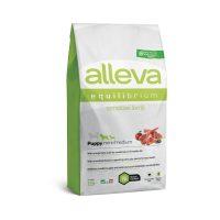 Alleva® Equilibrium (Puppy Mini/Medium) Sensitive Lamb 2 kg