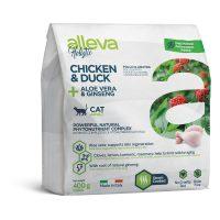 Alleva® Holistic (Adult Cat) Chicken & Duck + Aloe vera & Ginseng 10 kg