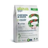 Alleva® Holistic (Kitten) Chicken & Duck + Aloe vera & Ginseng 10 kg