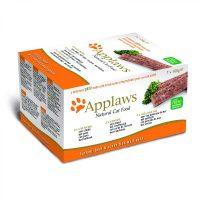 Applaws Pate Fresh Selection Multipack – Пастети за кучета свежа селекция от пуйка; телешко; океански риби 5х150г