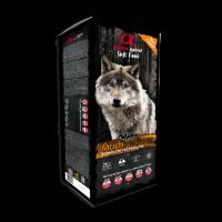 Alpha Spirit MULTI-PROTEIN SEMI-MOIST Copmplete – Полу-суха храна за кучета от всички породи Мулти-протеинова 1,5кг Включва 7 моно-дози х 210гр