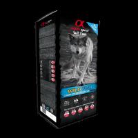 Alpha Spirit ONLY FISH SEMI-MOIST Copmplete – Полу-суха храна за кучета от всички породи Монно-протеинова РИБА 1,5кг Включва 7 моно-дози х 210гр