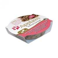 Applaws Luxury Cat Pot Tuna Fillet with Crab in broth – Деликатесна купичка риба тон с раци в бульон 60г