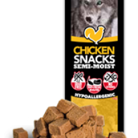 Alpha Spirit Chicken Snack – Лакомство на хапки, пиле 560г