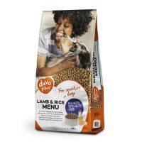 Duvo Lamb&rice храна за чувствителни кучета с агне и ориз 14 кг.