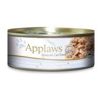 Applaws Tuna Fillet with Cheese – Месни хапки с риба тон и сирене 156 гр