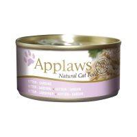 Applaws Kitten Sardine – хапки от сардина за малки котета 70г