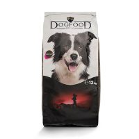 Premium Dog Food – Говеждо, свинско и риба с картофи 12кг
