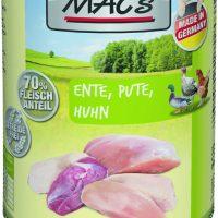 Mac's патешко, пуешко и пилешко месо
