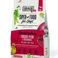 Mac's монопротеин конско – суха храна за кучета податливи на алергии