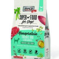 Mac's монопротеин говеждо – суха храна за кучета податливи на алергии