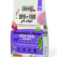 Mac's монопротеин пуйка – суха храна за подрастващи кучета податливи на алергии