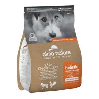 Almo Nature Holistic Maintenance Dog with Lamb, Chicken and Rice За израстнали кучета от мини и дребни породи – Агне пиле и ориз – 2кг