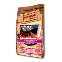 NATURAL Greatness Wild Instinct Cat & kitten with Chicken & Turkey with 86% meat – храна малки и пораснали котки с 86% пилешко и пуешко месо 18 кг