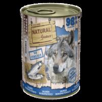 NATURAL Greatness Salmon Monoproteinic Recipe -Консерва за куче Монопротеин Сьомга (за чувствителни) 400 гр