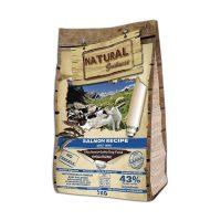 NATURAL Greatness Salmon Recipe Sensitive Adult Mini – Рецепта Сьомга, за израснали кучета от малки породи 2кг