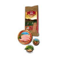 Farm Nature Puppy & Junior turckey, chicken and rice – храна за малки и растящи кученца, както и за техните майки, с пуйка, пиле и ориз 12,5 кг